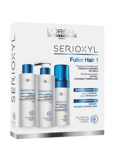 Kit L´Oréal Serioxyl Fuller Hair
