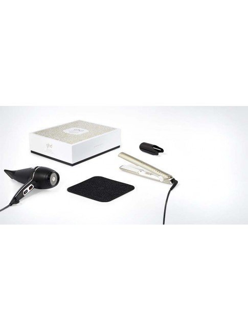 Ghd deluxe dry & style gift set