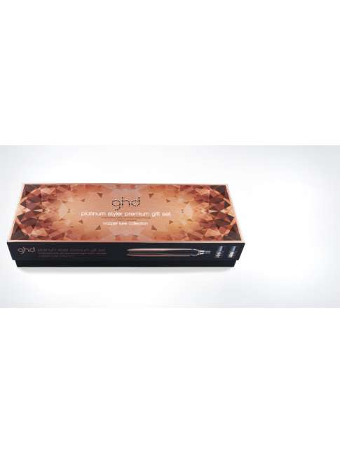 styler ghd platinum® copper luxe premium gift set