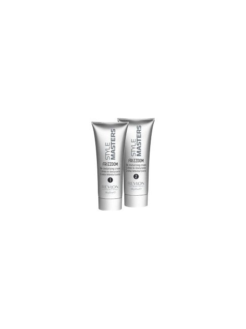 TRATAMIENTO FRIZZDOM RE-TEXTURIZING CREAM 1 & 2