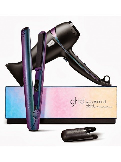 GHD WONDERLAND DELUXE KIT