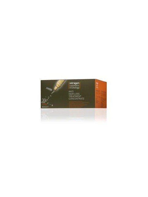 AMPOLLAS INTRAGEN TRATAMIENTO ANTICAIDA 30 X 6 ML