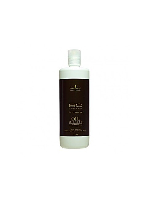 Schwarzkopf BC Oil Miracle Shampooing 1000ml