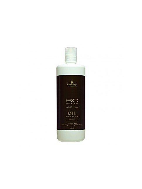 Schwarzkopf BC Oil Miracle Shampoo 1000ml