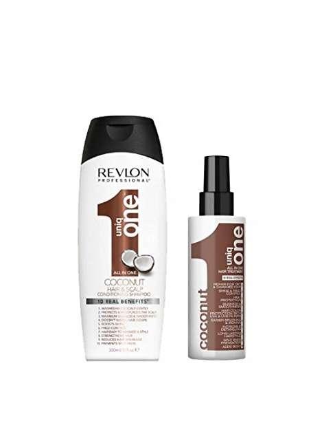Kit Uniq One Coco 150 ml + Shampoo Uniq One Coco 300ml