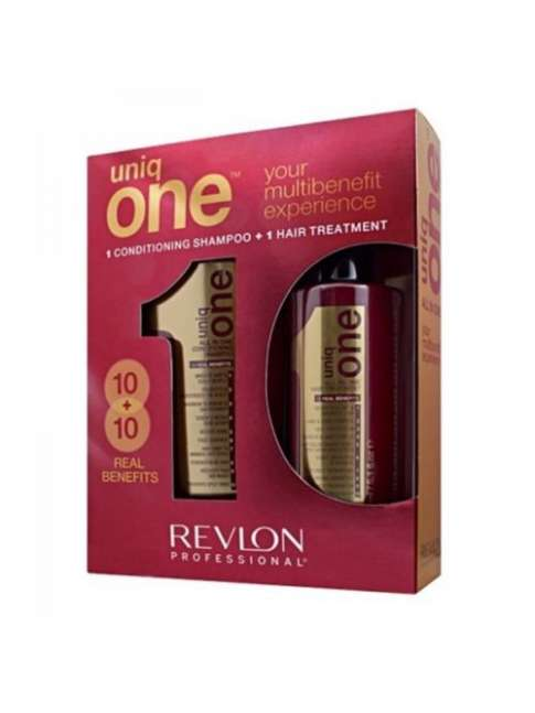 Kit Uniq One 150 ml + Shampoo Uniq One 300ml