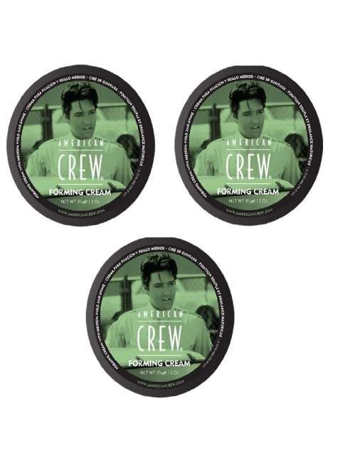 American Crew forming Cream 3 x 85 gr