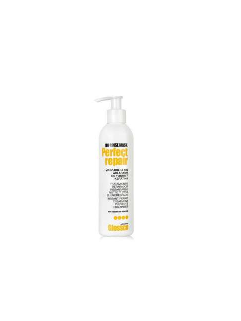 NO RINSE MASK GLOSSCO PERFECT REPAIR 250ML