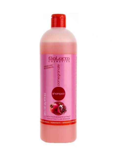 SHAMPOO POMEGRANATE SALERM 1000ML