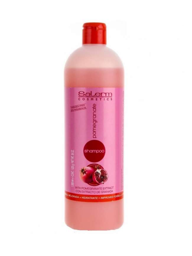 CHAMPU POMEGRANATE SALERM 1000ML