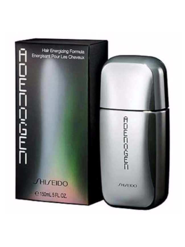PACK 2 X SHISEIDO ADENOGEN 150ML HAIR ENERGIZING FORMULA