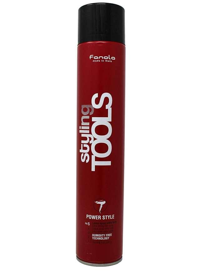Laca Fanola Styling Tools extrafuerte Fix 5 750 ml