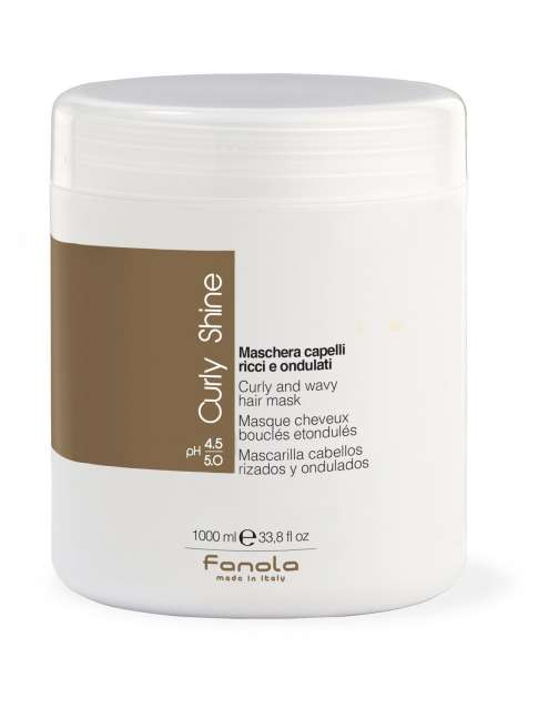 Fanola Mascarilla CURLY SHINE 1000mL