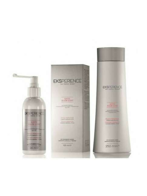 REVLON EKSPERIENCE PERSISTENT ANTI HAIR LOSS PROGRAM SHAMPOO 250 ML+ Spray 125m
