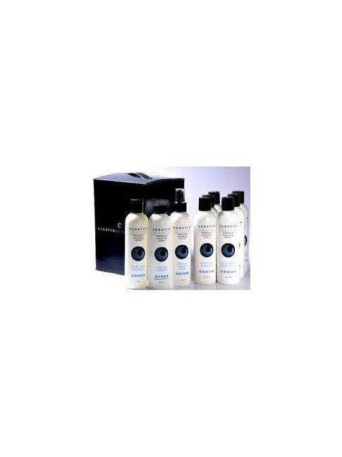 Keratin Revolution 5 Step Intro Box