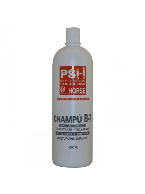 CHAMPU B7 PSH ESPECIAL CABALLOS FONTENAS 1000ML