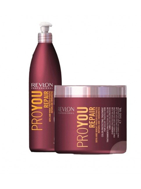 KIT PROYOU COLOR CHAMPU 350ML + MASCARILLA 500ML