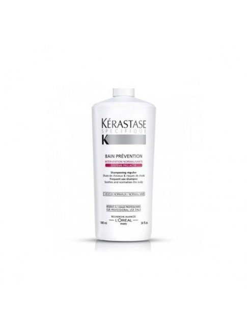 PACK KERASTASE L´OREAL AMINEXIL GL X 42 + CHAMPU PREVENTION 1000ML