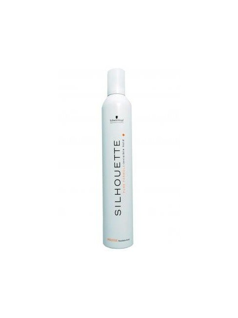 SCHWARZKOPF SILHOUETTE FLEXIBLE MOUSSE 500ML
