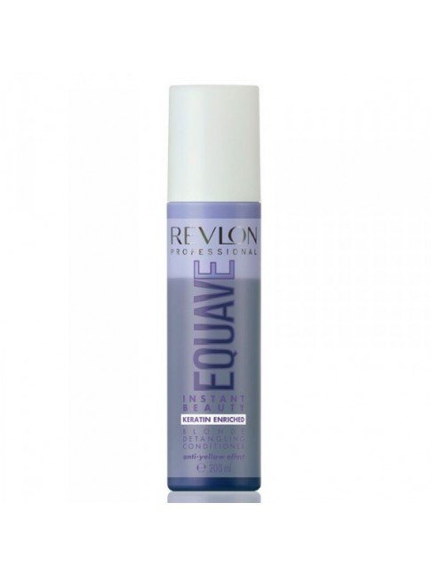 REVLON EQUAVE INSTANT BEAUTY BLONDE CONDITIONER 200ML