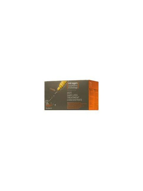 ampollas intragen tratamiento anticaida 12 x 6 ml