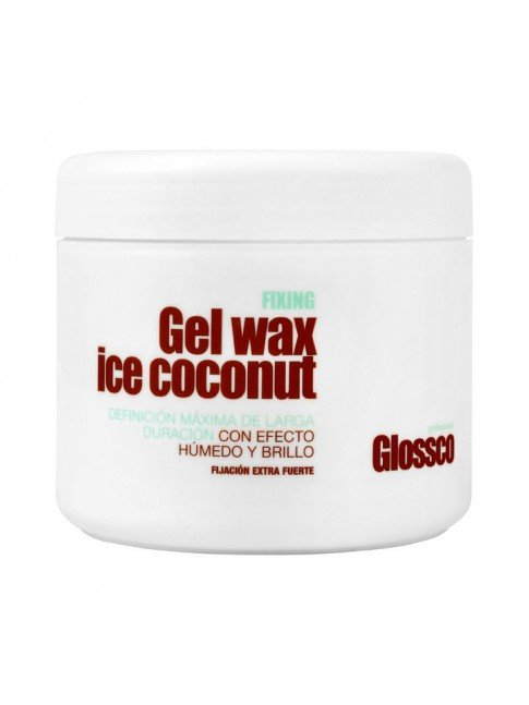 FIXING GEL WAX ICE COCONUT 500gr