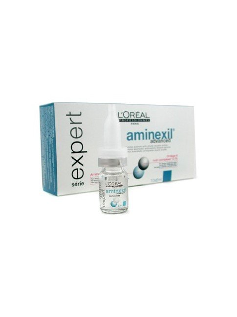 l'oreal expert aminexil advanced omega 6 anticaida 10 x 6 ml
