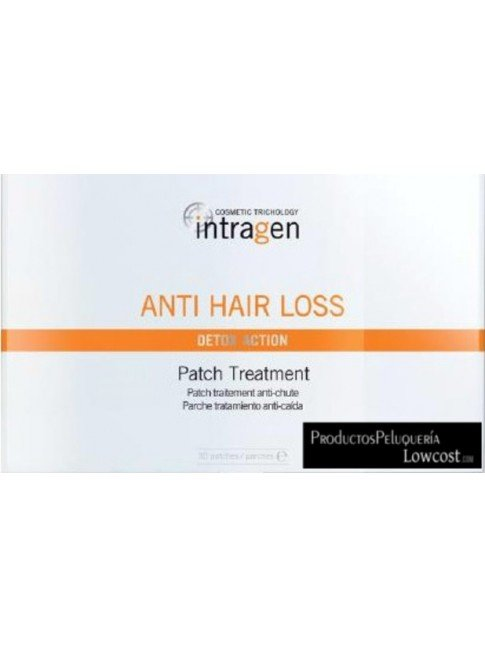 NEW INTRAGEN 5 PATCH HAIR LOSS TREATMENT