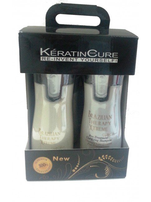 KIT BTX Brazilian Therapy Xtreme 500ML