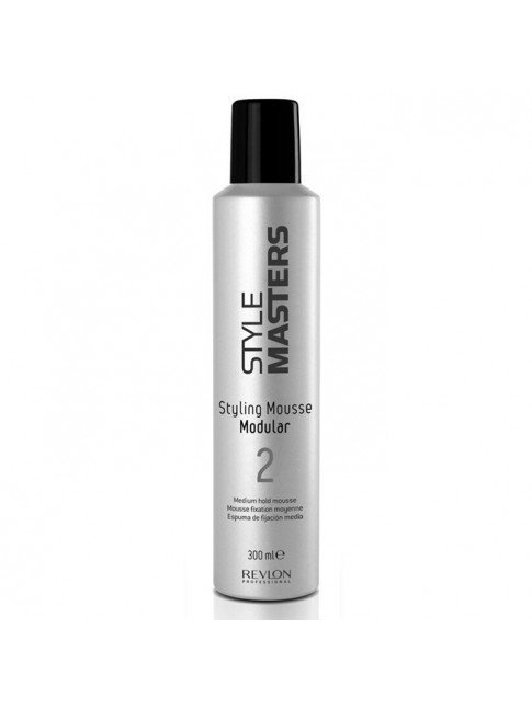 STYLING MODULAR MOUSSE STYLE MASTERS 300ML