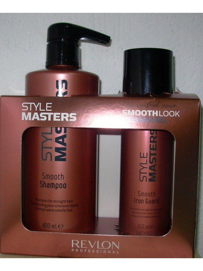 PACK DUO SMOOTH STYLE MASTERS