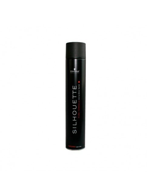 SILHOUETTE Super Hold Haarspray - 750 ml